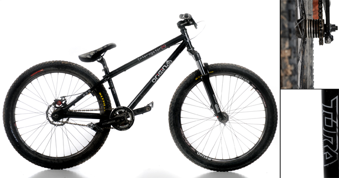 Origin8 mountain bike